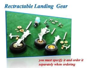Rectractable Landing Gear